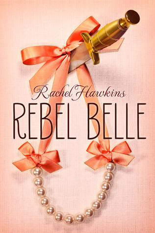 Rebel Belle book cover